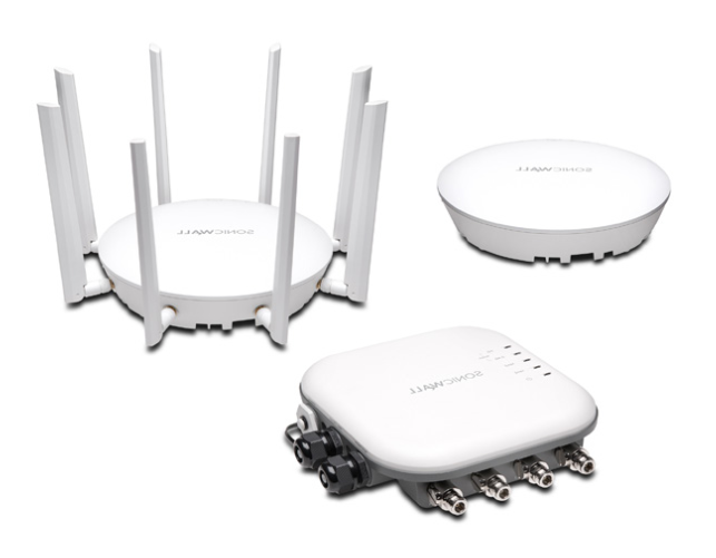 SonicWall Wireless Networks Security